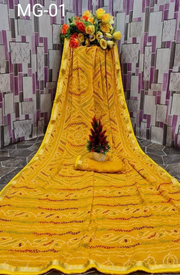 Mahek 31 Georgette Latest Fancy Designer Festive Wear Georgette Printed Saree Collection