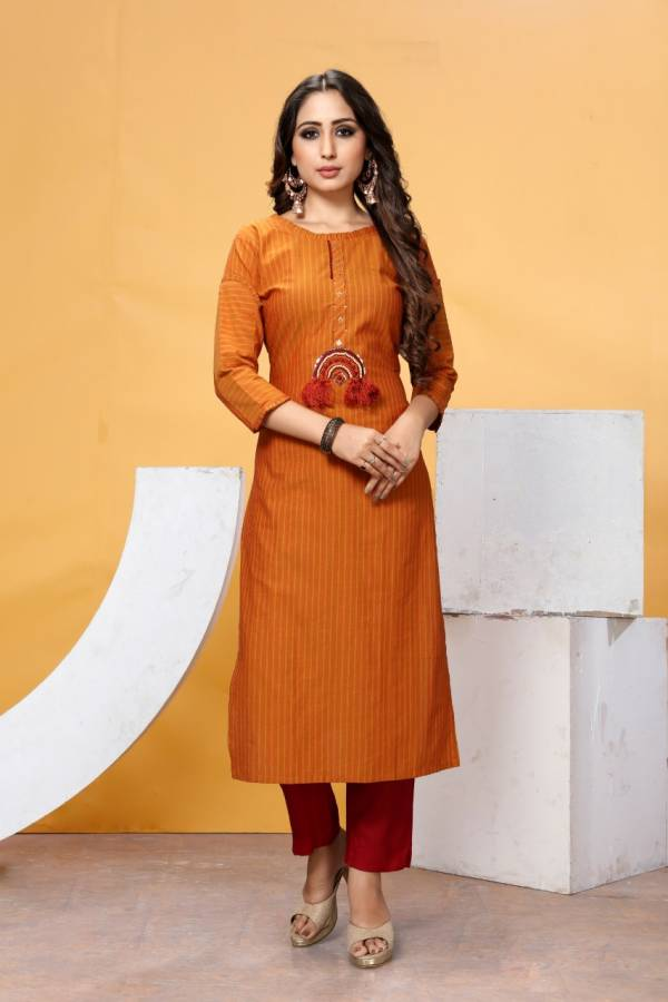 Retro Collection Of Latest Designer Party Wear Kurti With Bottom