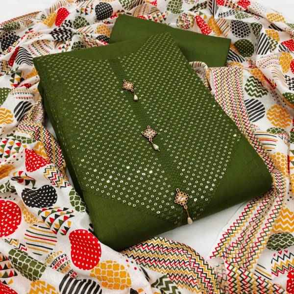 Radhika Desginer Suits 26 Designer Pure Cotton Casual Wear Dress Material Collection