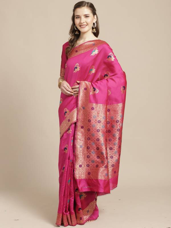Nilima Latest Festive Collection Of Heavy Designer Silk Sarees