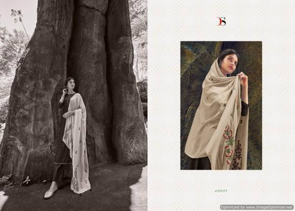 Deepsy Evergreen Latest Designer Party Wear Dress Material Collection With Worked On Dupatta