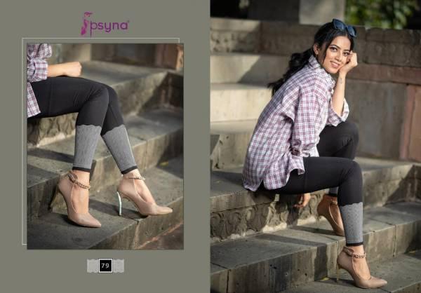 Designer Comfy Printed Ankle Length Leggings