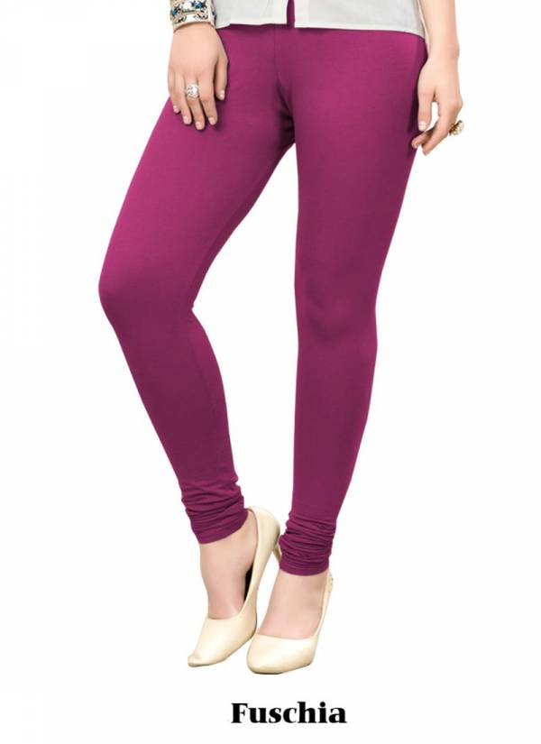 Regular and Casual Wear Soft Cotton Plain Leggings Wholesale Collection