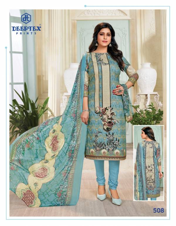 Deeptex Moon Light 5 Launch New Latest Designer Lawn Cotton Dress Material  With Chiffon Dupatta