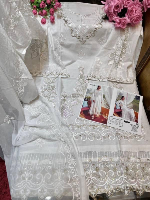 Noor Motifz Latest Fancy Designer Festive Wear Pure Cotton Pakistani Salwar Kameez Collection