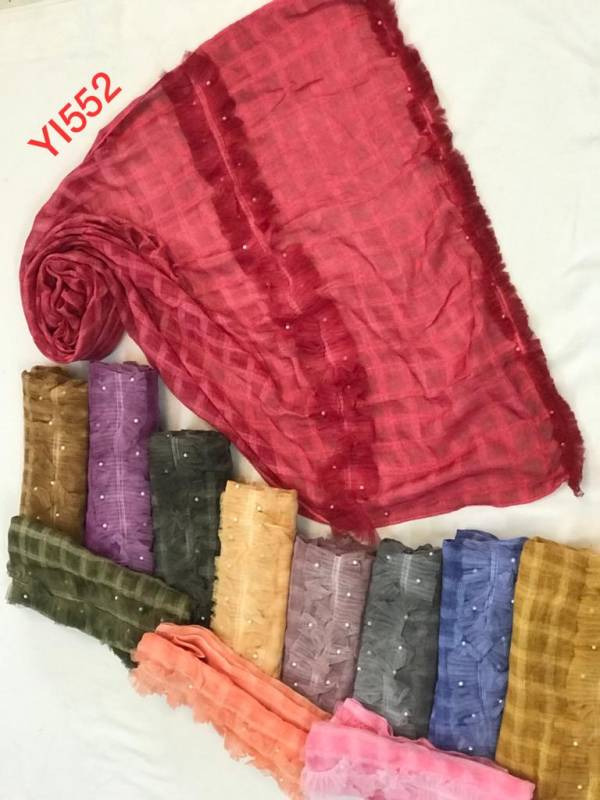 YI 552 New Collection Of Designer Hijab