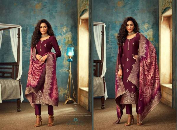 Mohini Glamour 82 Latest Designer Wedding And Party Wear Salwar Suit Collection With Heavy Designed Digital Printed Dupatta