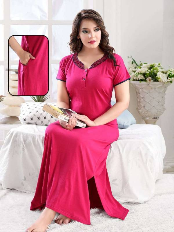 SINKER VOL-2 BY KAAMIRI DESIGNER BEAUTIFUL STYLISH FANCY COLORFUL ETHNIC WEAR & READY TO WEAR PLAIN NIGHTY AT WHOLESALE PRICE