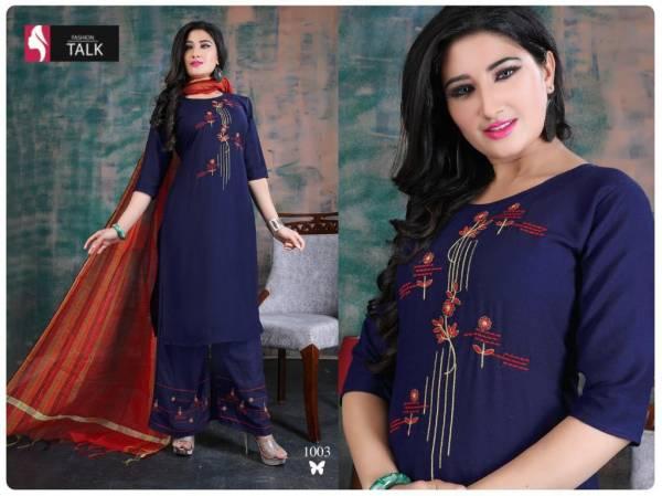 Ft Riya Latest fancy designer Heavy Festive Wear Rayon Ready Made Salwar Suit Collection