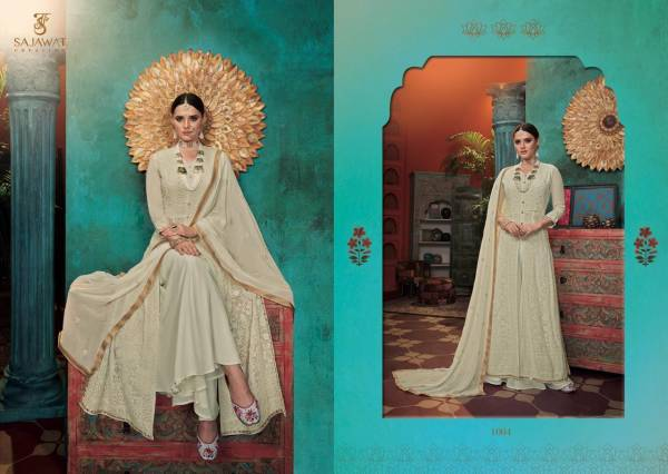MERAKI Super Hit Desings Heavy Party Wear Collection Of Heavy Fox Jorhat And Heavy Butter Fly Tet With Heavy Fox Jorhat With Work Dupatta And Santoon Bottom