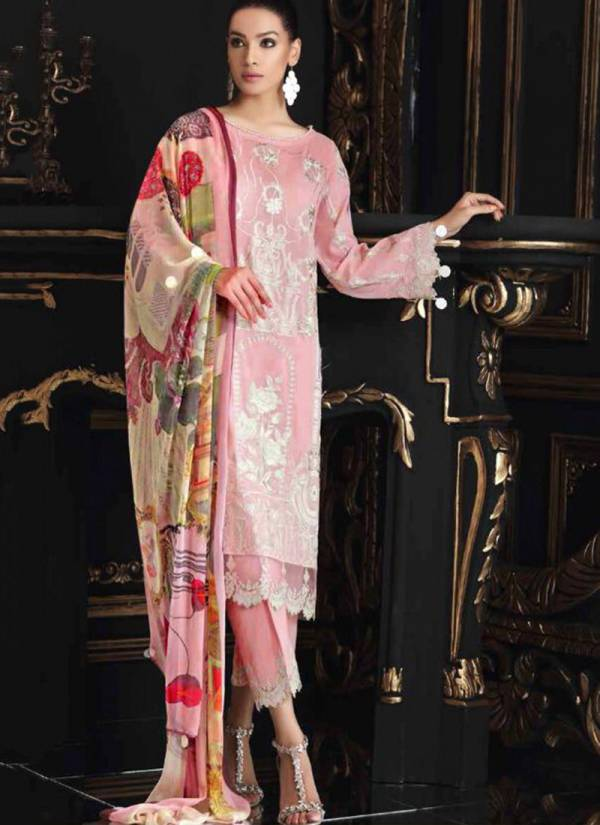 Charizma Presents New Collection Of Designer Pakistani Suit With Heavy Embroidery Work