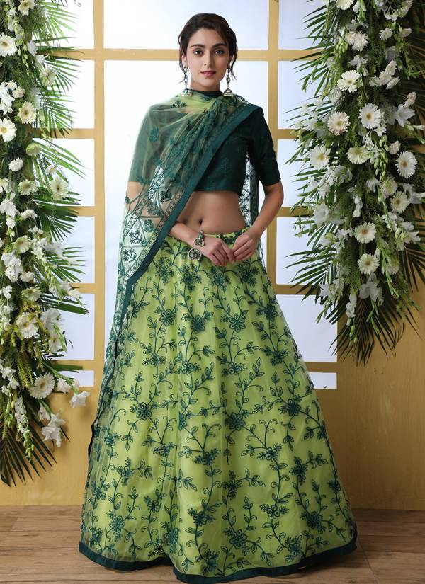 Party Wear Lehenga Choli With Classy Look Collection