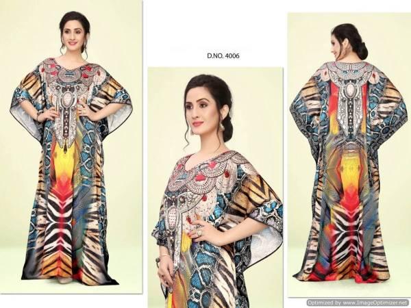 Latest Heavy Printed Kaftan Collection