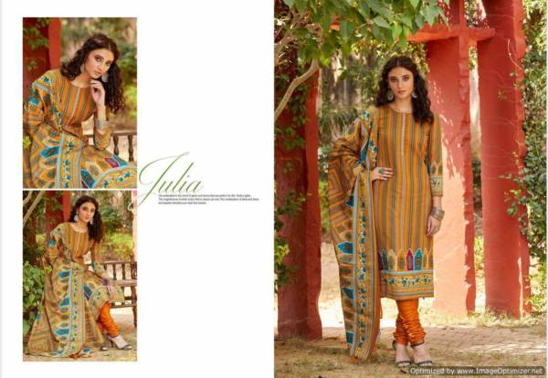 Jasmine 21 Latest Full Printed Soft Cotton Dress Material Collection
