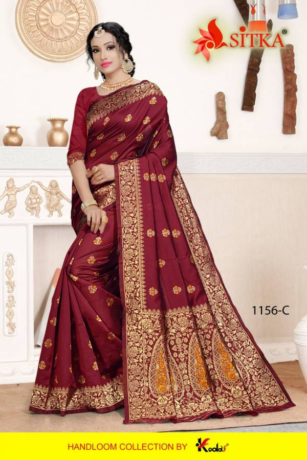 Exclusive Cotton Silk Designer Wedding Rich Look Pallu Saree Collection