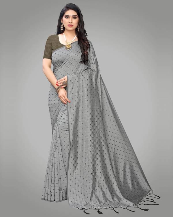 Latest Designer Pretty Party Wear Festival Silk Saree Collection