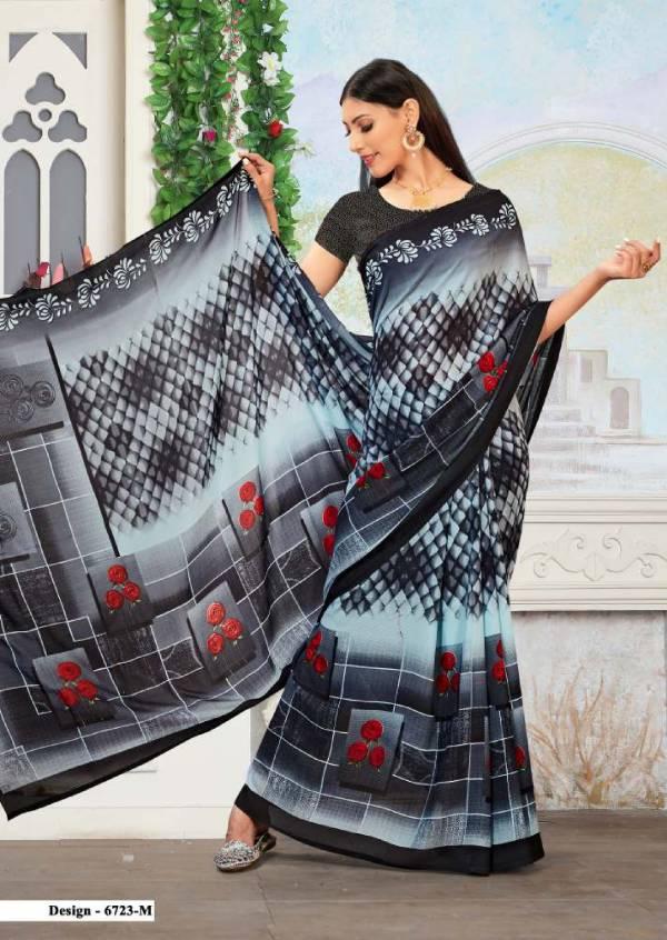 Pankhuri Plus 25 Latest fancy Heavy Rennial Regular Wear Printed Saree Collection
