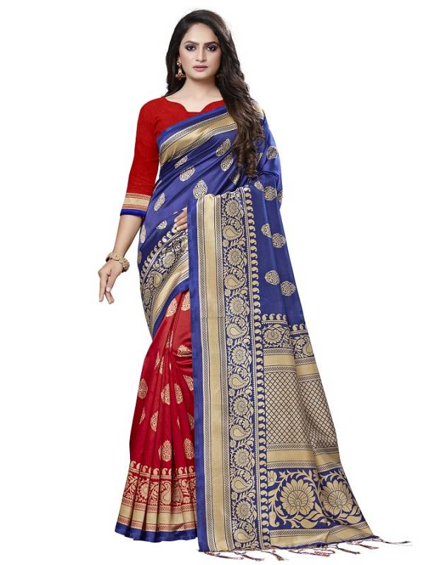 Apha Reloaded Casual Wear Art Silk Saree
