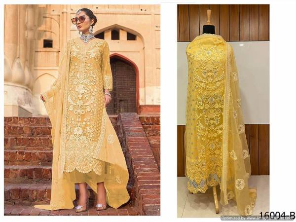 Hoortex 16004 Colors Heavy Look Wedding Wear Collection
