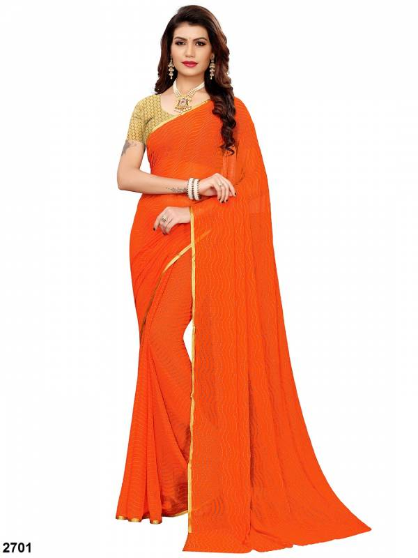 Dolly Nx Party Wear Chiffon Saree Collection