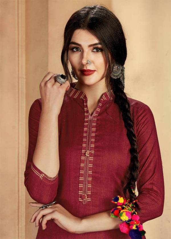 Patiyala House 1 Pure Cambric Cotton Running Wear Dress Material