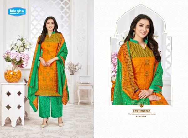 Megha Raazi 2 Latest fancy Designer Regular Casual Wear Printed Cotton Dress Material Collection