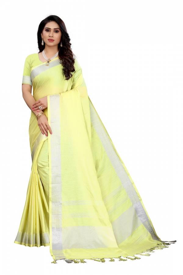 Mohini 9 Fancy Casual Wear Printed Linen Designer Saree Collection