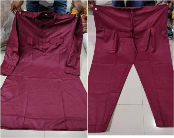 Pathani kurta vol 1 Heavy Cotton Designer Pcs