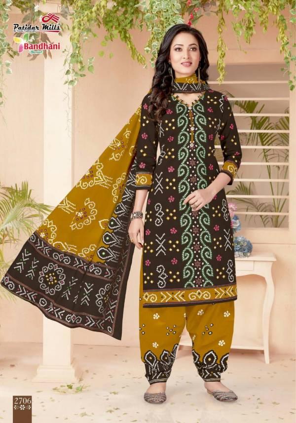 Patidar Bandhani 27 Latest fancy Regular Wear Printed Cotton Collection