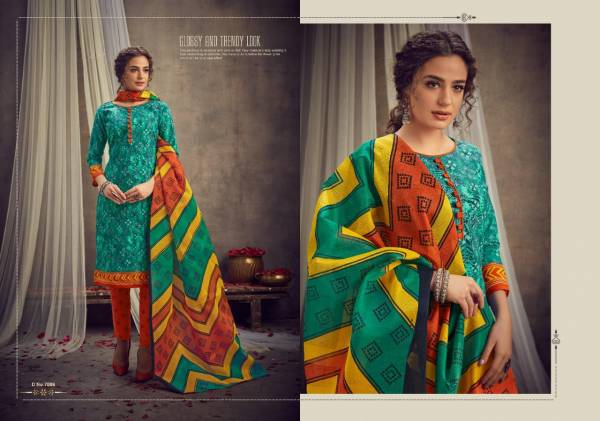 Bhoom-Bhoom 37 Soft Cotton Printed Designer Daily Wear Chudidar Salar Suit Collections
