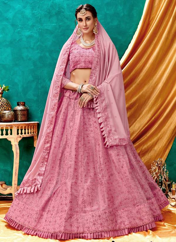 Heritage Arpi Fashion Designer Lehenga Choli With Embroidery Work