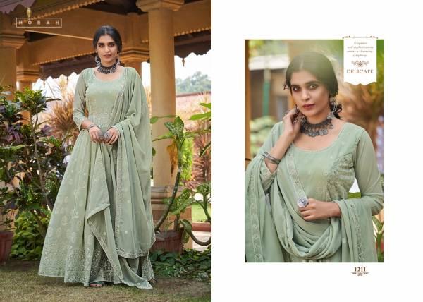 Tunic House Navyata Nx Latest Fancy Designer Wedding Wear Lucknow Fancy Gown Collection