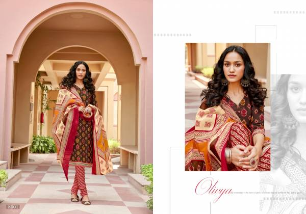 Sweety Bhoom Bhoom Vol 38 Latest Casual Wear Cotton Printed Dress Material Collection