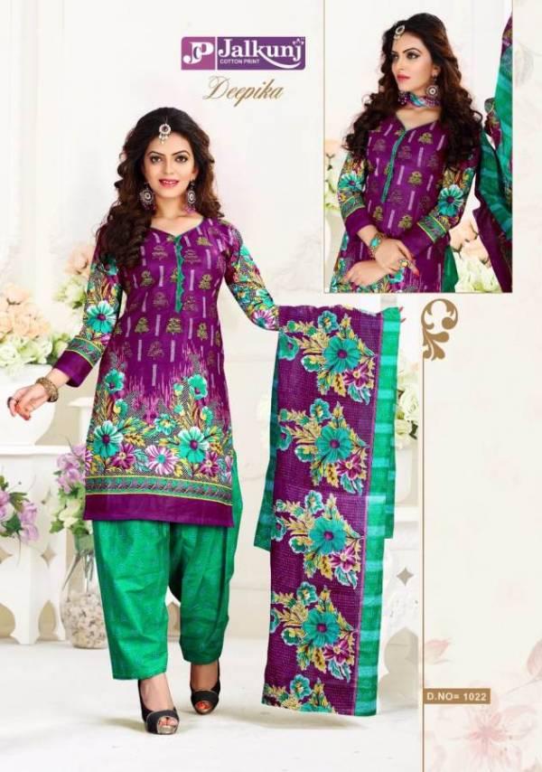 Deepika vol-2 Latest Fancy Designer Heavy Regular Casual Wear Cotton printed Dress Material Collection
