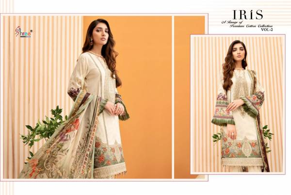 Shree Fab irish Vol 2 Launched Latest Designer And Stylish Printed Designs  Pure Jam Cotton With Print And Exclusive Embroidery Work Salwar Suit