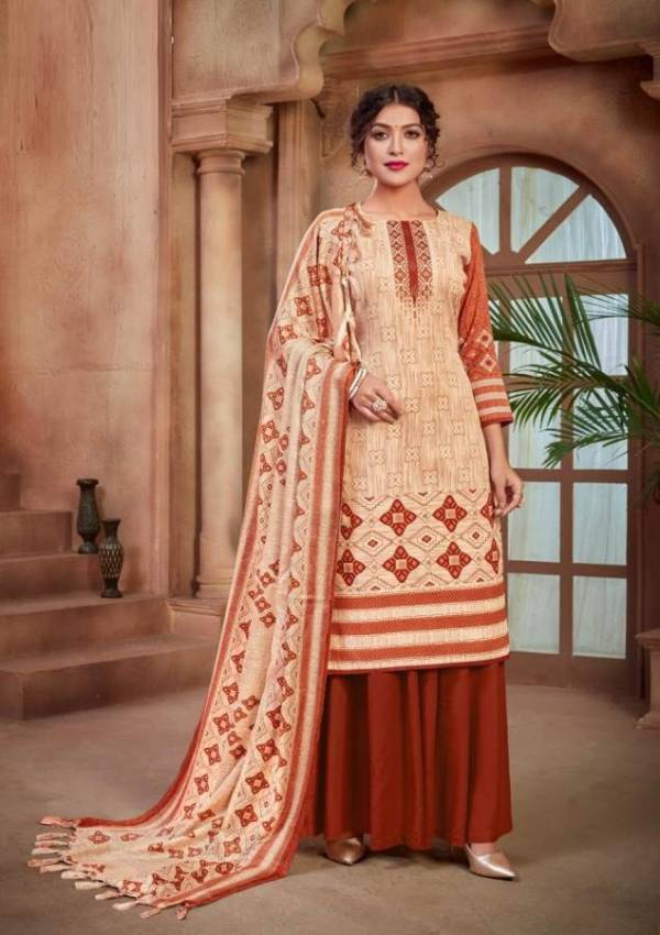 amayara Ready Made Pure Pashmina Latest Designer Fancy Casual Wear Exclusive Salwar Suit Collection