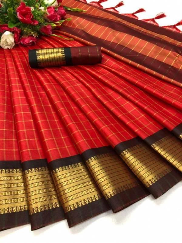 Maahi 7 Latest Fancy Designer Casual Wear Designer Soft Silk Saree Collection