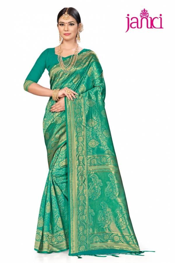 Latest Designer Wedding Wear Pure Silk Saree Collection