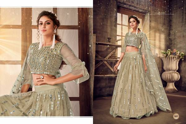 Blossom Exclusive Wedding Wear Latest Designer Lehenga Collection