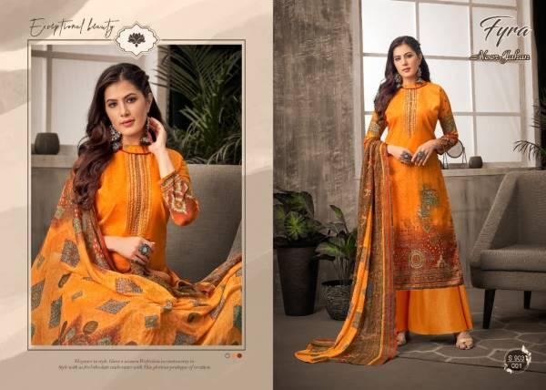 Fyra Noor Jahan 2 Soft Cotton Designer Casual Wear Designer Latest Dress Material Collection