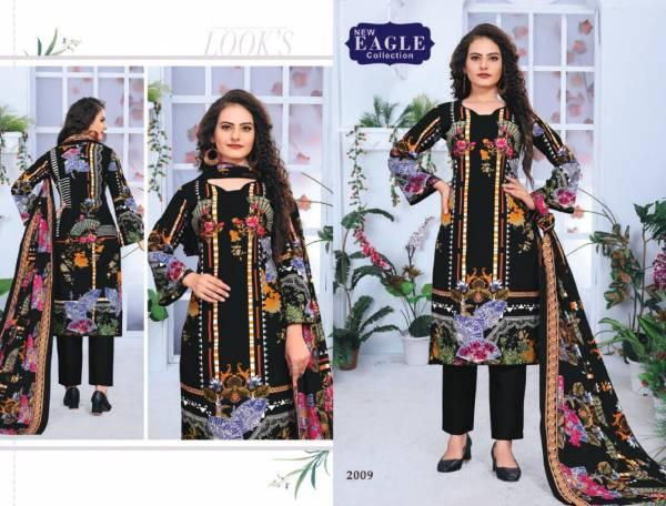 Inaya 2 Karachi Cotton Printed Designer Casual Wear Dress Material Collection
