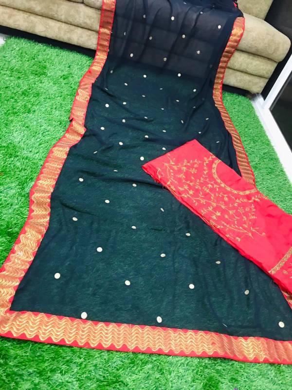 Latest Designer Pretty Party Wear Saree Collection