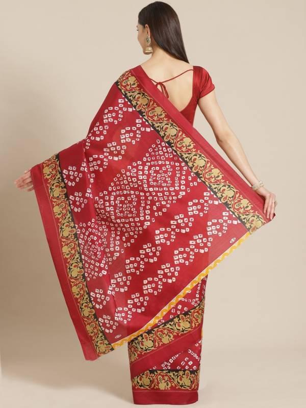 Bhagalpuri 3 Ethnic Festive Daily Wear Silk Sarees Collection