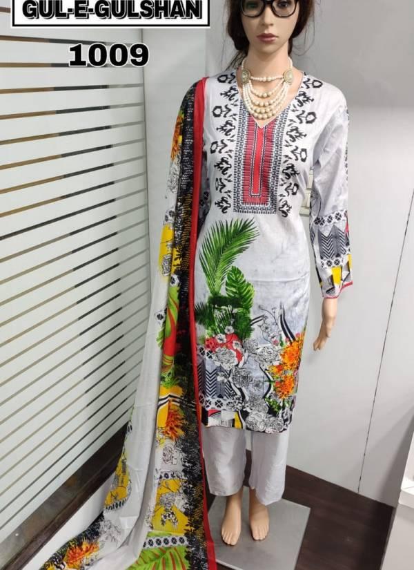 Gul e Gulshan Latest Readymade Designer Printed Salwar Suit Collection