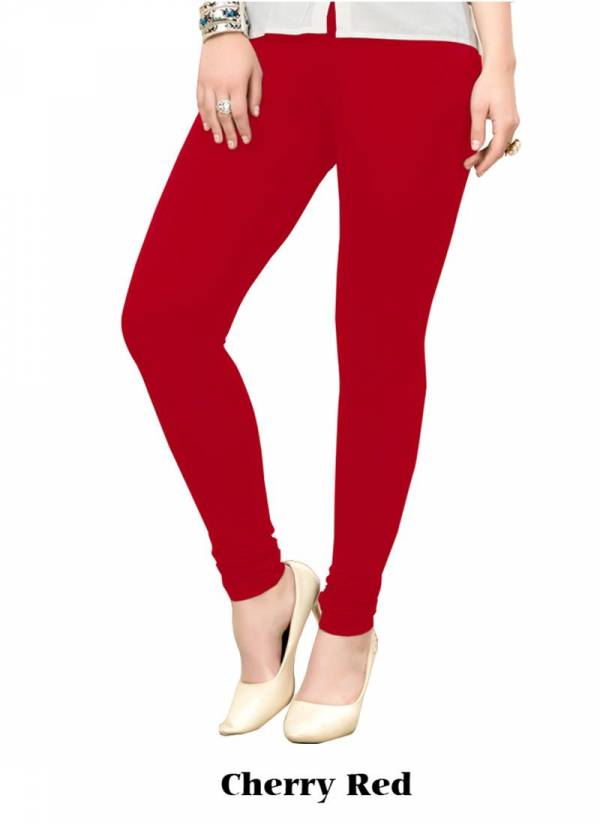 Regular Wear Soft Plain Cotton Leggings Wholesale Collection