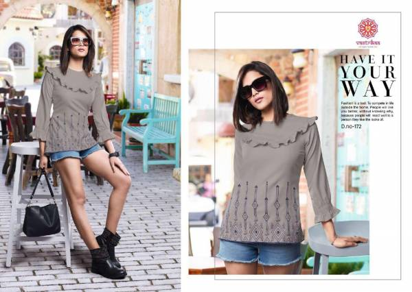 Vastrikaa Has Launched New Design Fancy Party Wear Tops