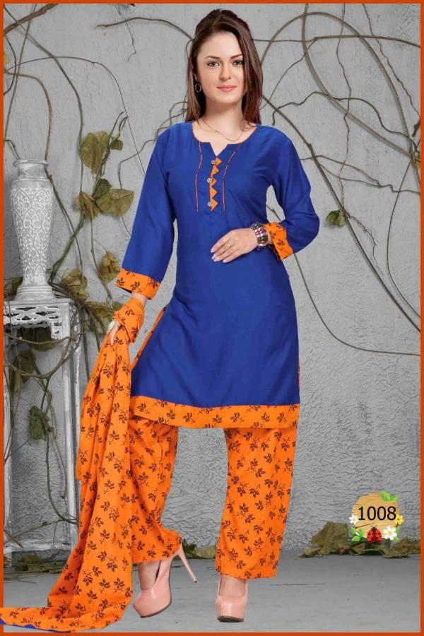 Trendy Simran Latest fancy Regular Wear Rayon Casual Wear Readymade Collection