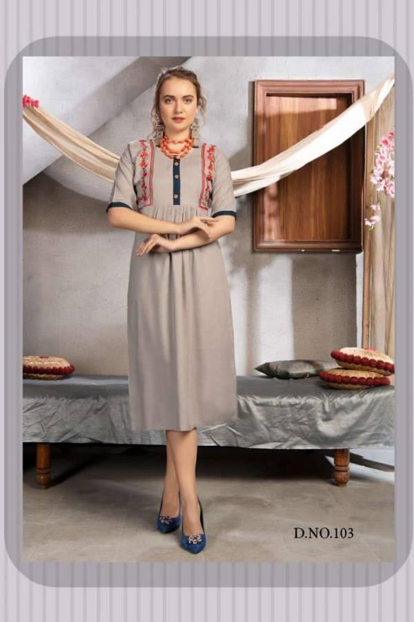 Ft Saheli Launch New Design Daily Wear Heavy Rayon Kurtis