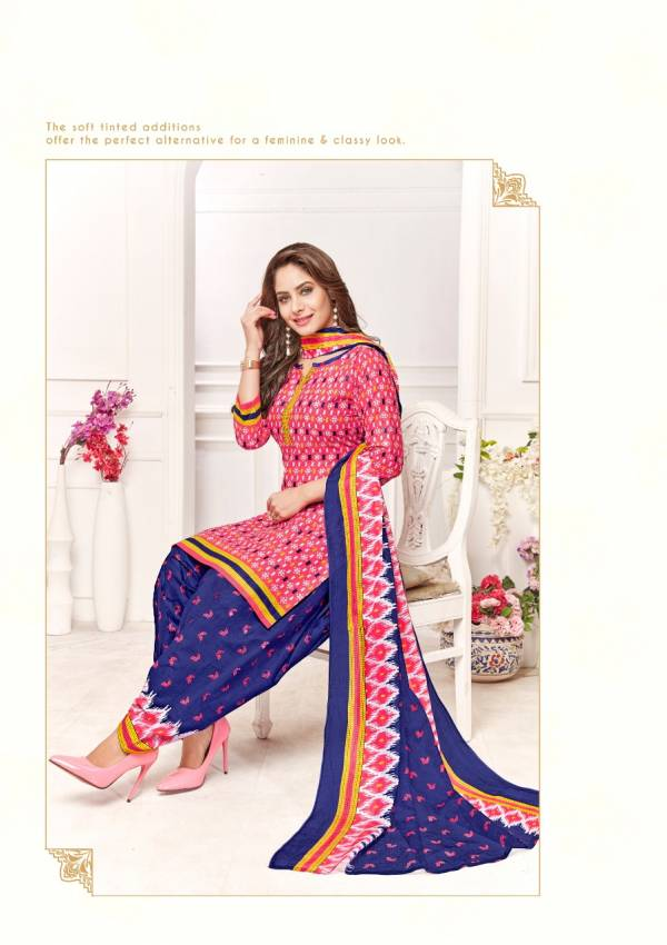 BABY Doll VOL 03 Pure cotton Printed Designer Daily Wear Salwar Suit Collection