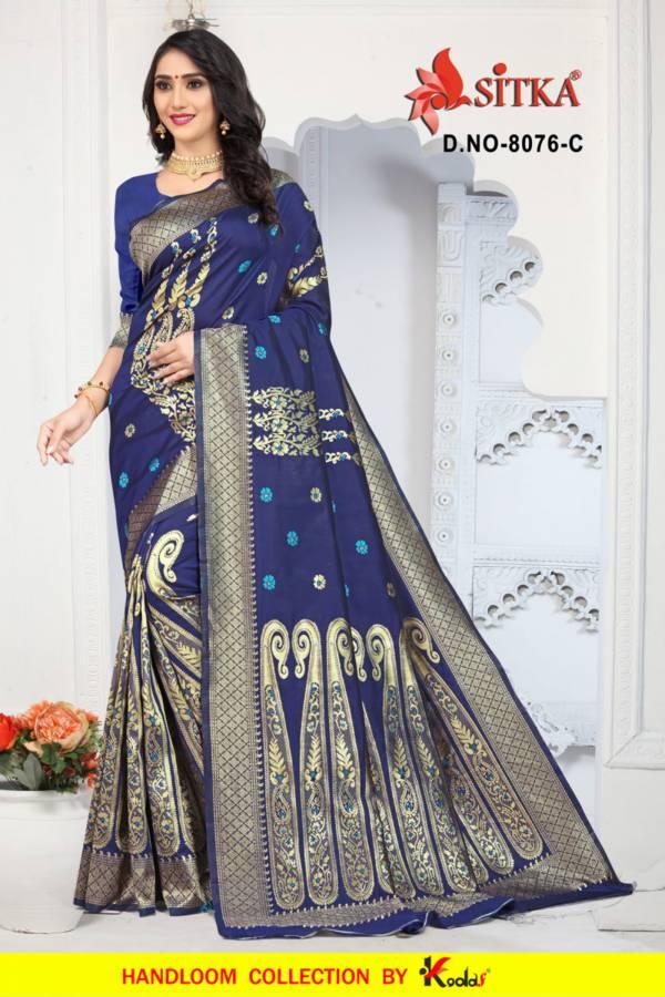 Grahlaxmi Latest Designer Party Wear Wedding Wear Bridal Wear  Saree Collection
